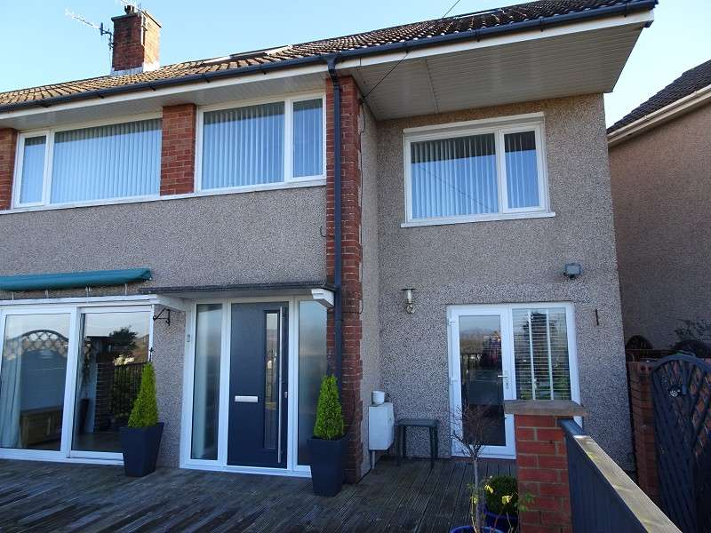4 Bedrooms Semi Detached House for sale in Oakdene Close, Baglan, Port Talbot, Neath Port Talbot. SA12 8NR