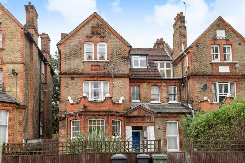 2 Bedrooms Flat for sale in Thornton Avenue, Streatham Hill