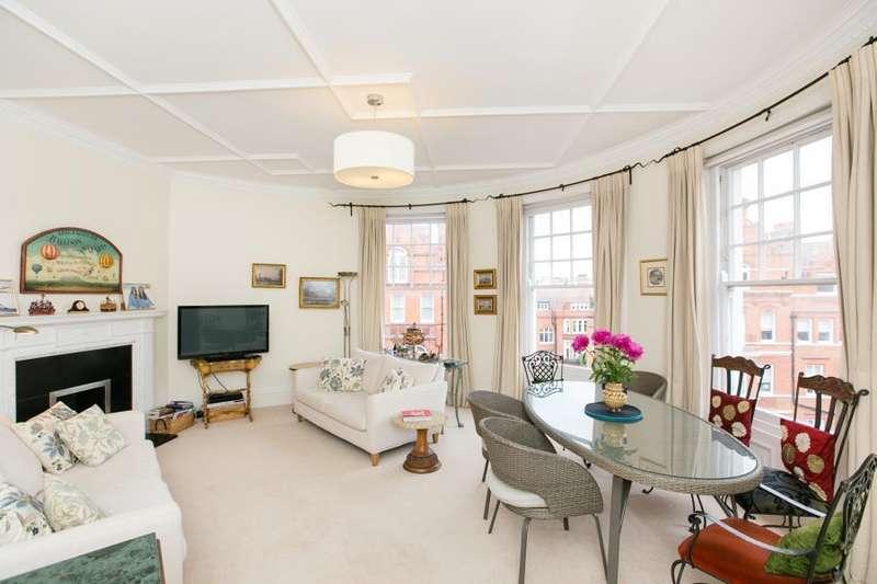 3 Bedrooms Flat for sale in Cadogan Gardens, Chelsea SW3