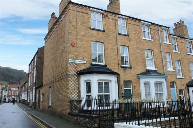 6 Bedrooms End Of Terrace House for sale in Princess Terrace, Scarborough, North Yorkshire