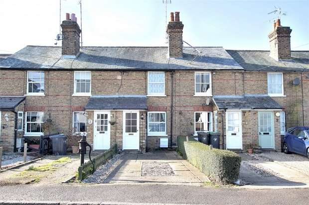 2 Bedrooms Terraced House for sale in Chelmsford Road, Felsted, Great Dunmow, Essex