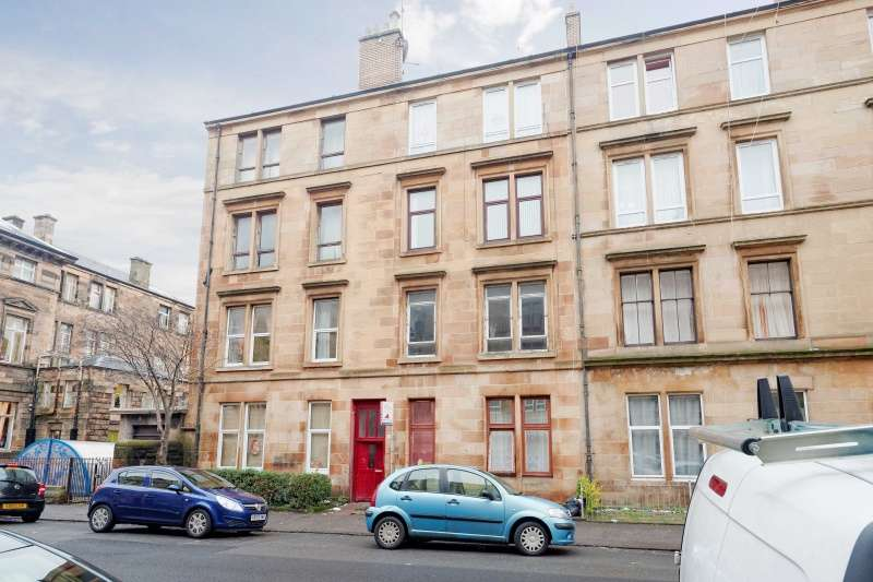2 Bedrooms Flat for sale in Annette Street, Glasgow, G42 8YB