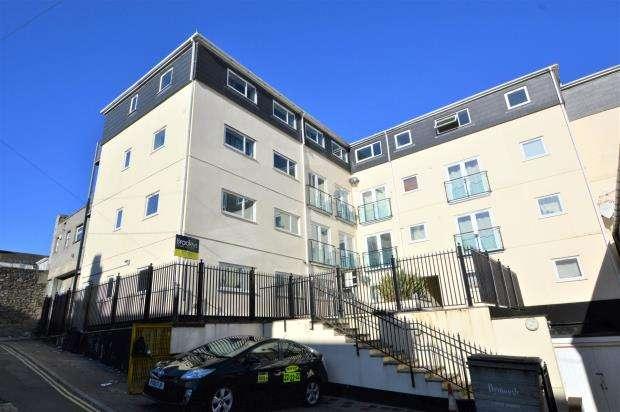 2 Bedrooms Flat for sale in Belgrave Lane, Plymouth, Devon