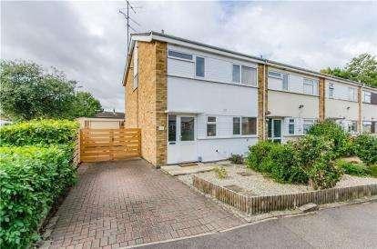3 Bedrooms End Of Terrace House for sale in Cherry Hinton, Cambridge