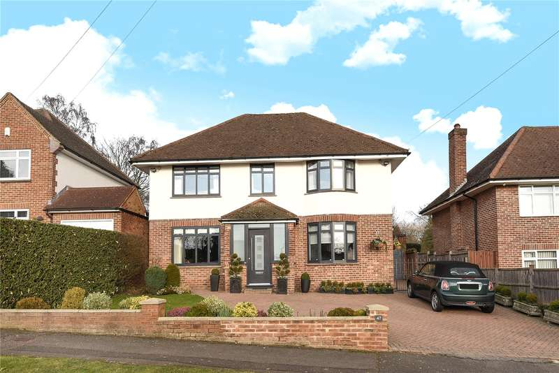4 Bedrooms Detached House for sale in Beacon Way, Rickmansworth, Hertfordshire, WD3