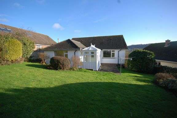 2 Bedrooms Detached Bungalow for sale in Newlands Close, Sidmouth