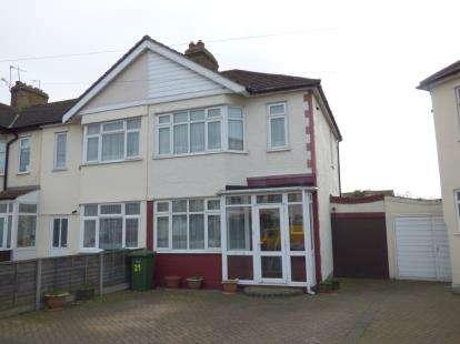 3 Bedrooms End Of Terrace House for sale in Rainham, Essex, .