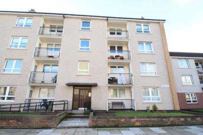 2 Bedrooms Flat for sale in Armadale Place, Glasgow