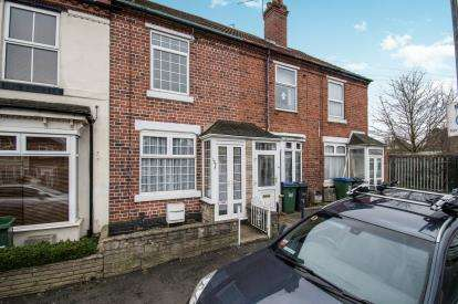 2 Bedrooms Terraced House for sale in Farm Road, Oldbury, Birmingham, West Midlands