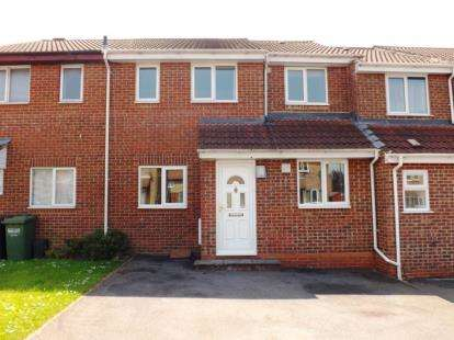 3 Bedrooms Terraced House for sale in Parnall Crescent, Yate, Bristol, Gloucestershire