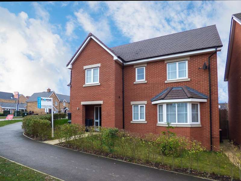4 Bedrooms End Of Terrace House for sale in Conder Boulevard, New Cardington, Beds, MK42 0GL