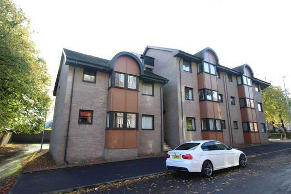 2 Bedrooms Flat for sale in 29C Forsyth Street, Greenock, PA16 8DS
