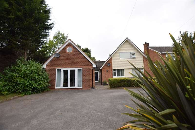 4 Bedrooms Detached Bungalow for sale in Gentleshaw Lane, Solihull, West Midlands