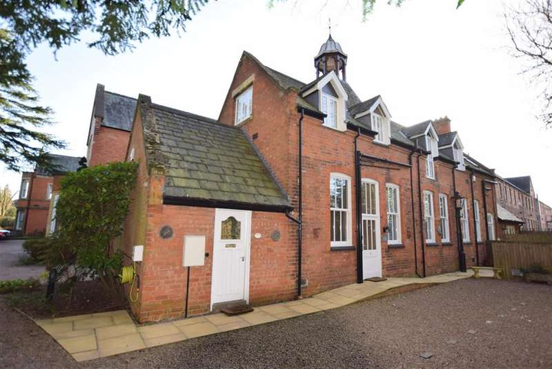2 Bedrooms Ground Flat for sale in Olton Court, 89 St Bernards Road, Solihull, West Midlands