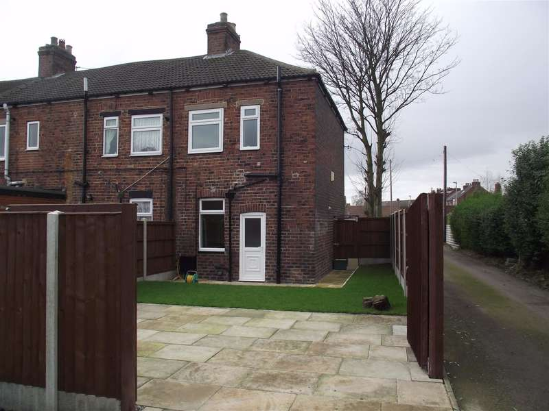 2 Bedrooms End Of Terrace House for sale in Poplar Terrace, Royston, BARNSLEY, South Yorkshire