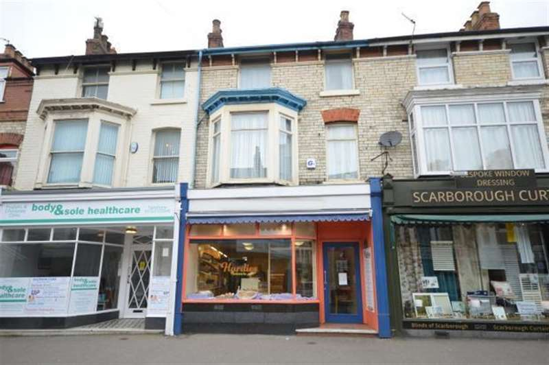 2 Bedrooms Commercial Property for sale in Victoria Road, Scarborough, YO11 1SP