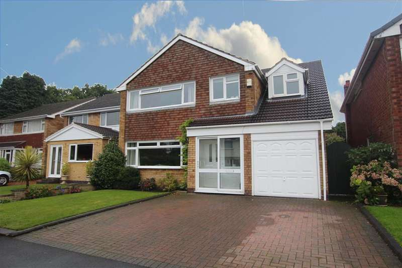 5 Bedrooms Detached House for sale in Vaughton Drive, Sutton Coldfield, B75 6AQ