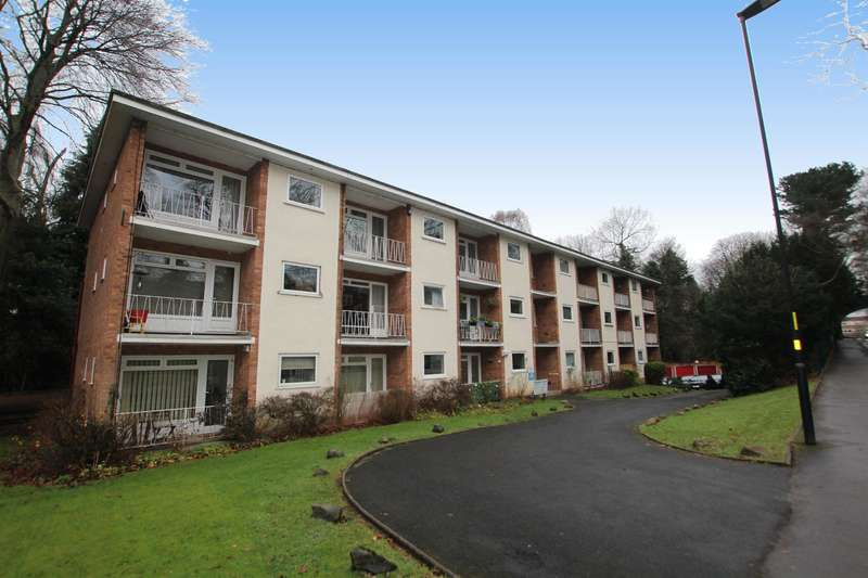 1 Bedroom Ground Flat for sale in Thames Court, Manor Road, Sutton Coldfield, B73 6EF