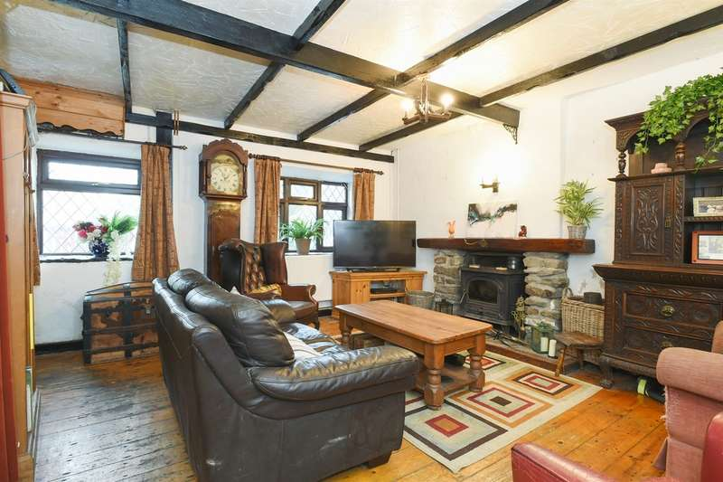 4 Bedrooms Cottage House for sale in Yr Allt, Llantrisant, Pontyclun