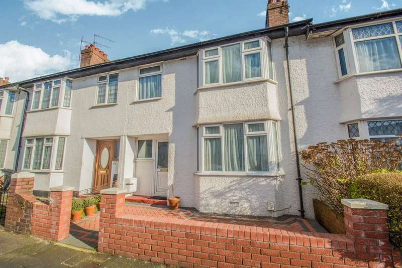 3 Bedrooms Terraced House for sale in Nottingham Street, Cardiff