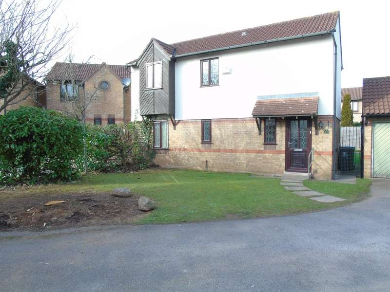3 Bedrooms Detached House for sale in Meirwen Drive, Cardiff