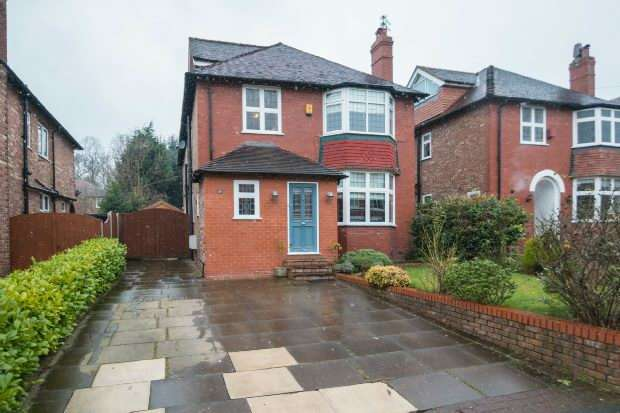 4 Bedrooms Detached House for sale in Willow Tree Road, Hale