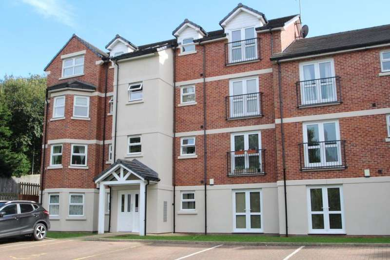 2 Bedrooms Flat for sale in FARSLEY BECK MEWS, LEEDS, LS13 1FL