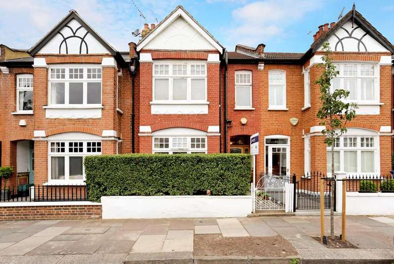 3 Bedrooms House for sale in Rusthall Avenue, London