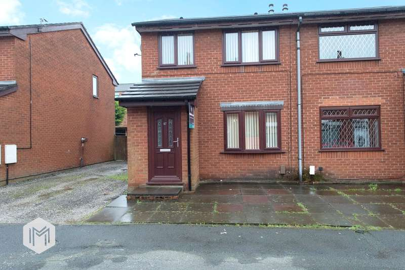 3 Bedrooms Semi Detached House for sale in Park Street, Farnworth, Bolton, BL4