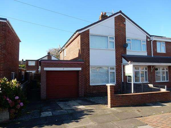 2 Bedrooms Semi Detached House for sale in Mark Avenue, Norton, Stockton on Tees TS20