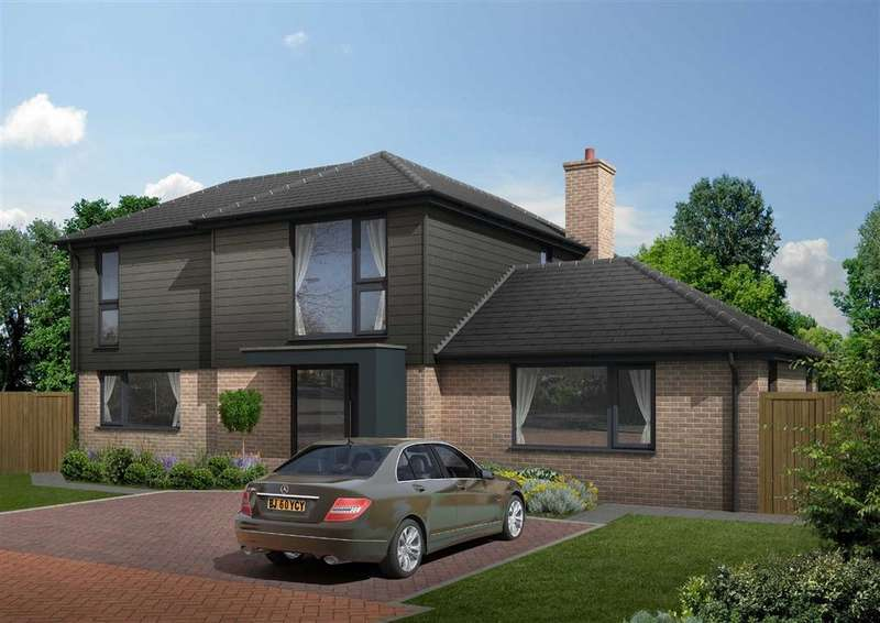 4 Bedrooms Detached House for sale in The Crossways, Holmer, Hereford