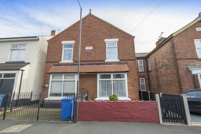 2 Bedrooms Semi Detached House for sale in Hollis Street, Derby