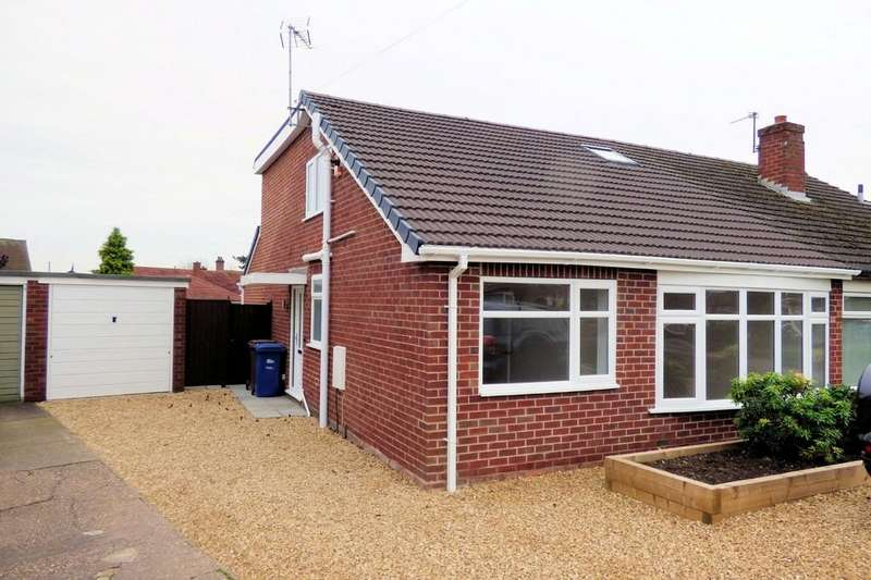 4 Bedrooms Semi Detached House for sale in Westmead Road, Barton Under Needwood