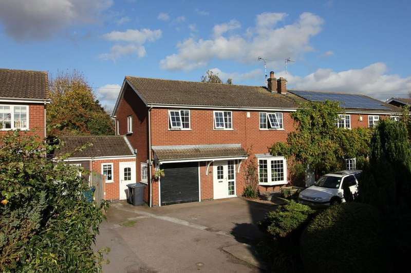 5 Bedrooms Link Detached House for sale in Kegworth Road, Kingston-on-Soar
