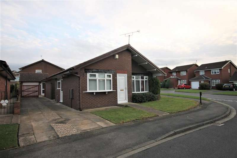 3 Bedrooms Detached Bungalow for sale in Beaver Close, Ingleby Barwick, Stockton-On-Tees