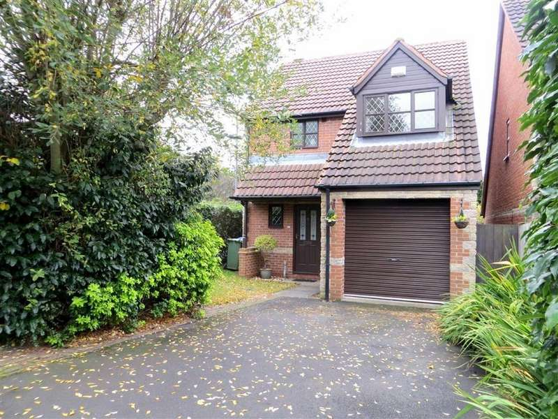 3 Bedrooms Detached House for sale in Beech Avenue, Cramlington