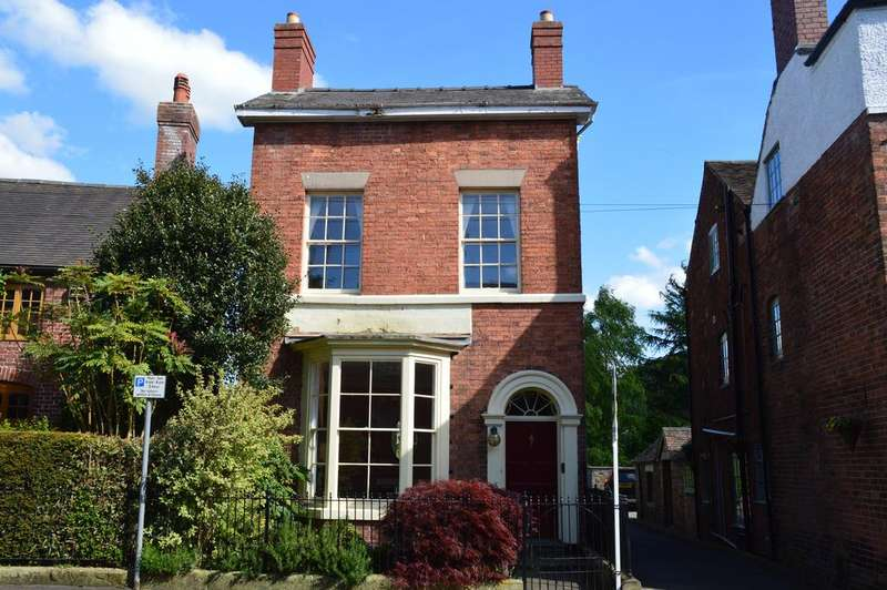 7 Bedrooms Detached House for sale in 71 High Street, Church Stretton SY6 6BY