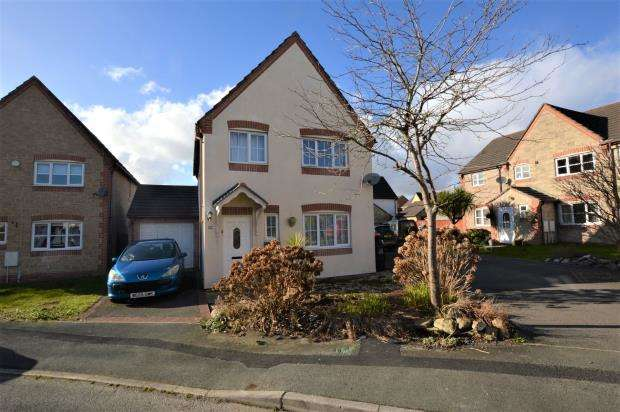 3 Bedrooms Detached House for sale in Berkeley Way, Ivybridge, Devon