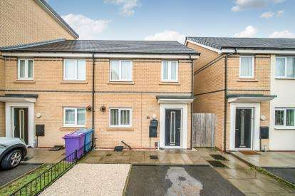 3 Bedrooms End Of Terrace House for sale in Reedmace Road, ., Liverpool, Merseyside, L5