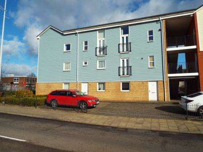 1 Bedroom Flat for sale in Tangmere Drive, Castle Vale, Birmingham, West Midlands