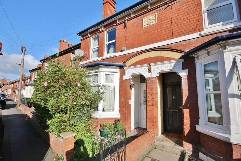 3 Bedrooms Terraced House for sale in Baysham Street, Whitecross, Hereford, HR4