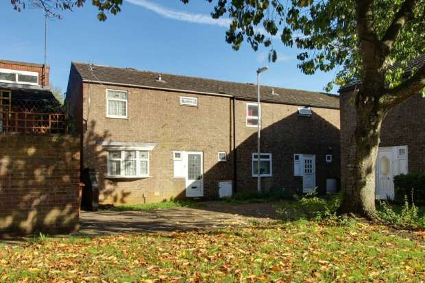 3 Bedrooms Property for sale in Thrush Lane, Wellingborough, Northamptonshire, NN8 4TE