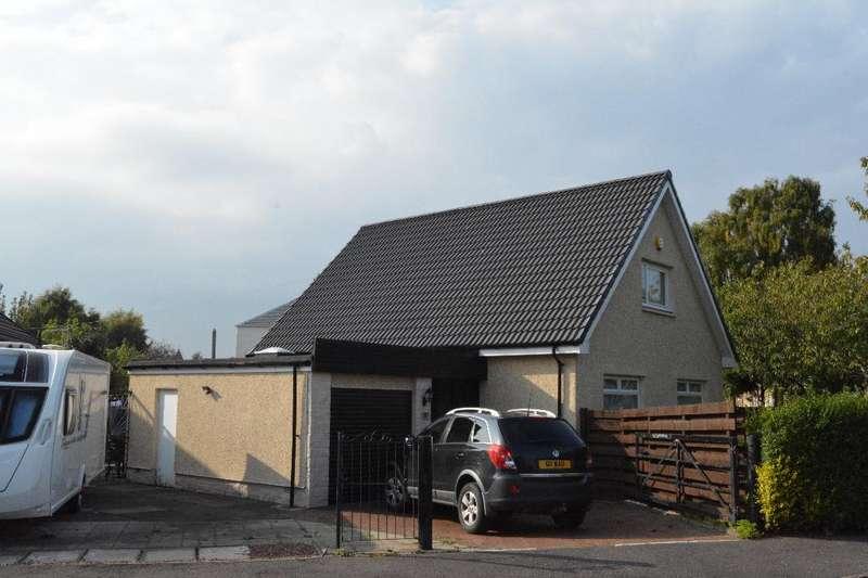 3 Bedrooms Bungalow for sale in 37 Carronflats Road, Grangemouth, Falkirk, FK3 9DG