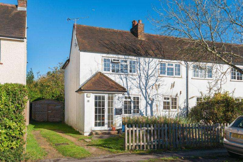 3 Bedrooms Semi Detached House for sale in Layters Avenue, Chalfont St Peter