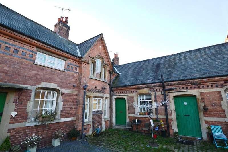 2 Bedrooms Cottage House for rent in 3 Stable Yard, Kirklington