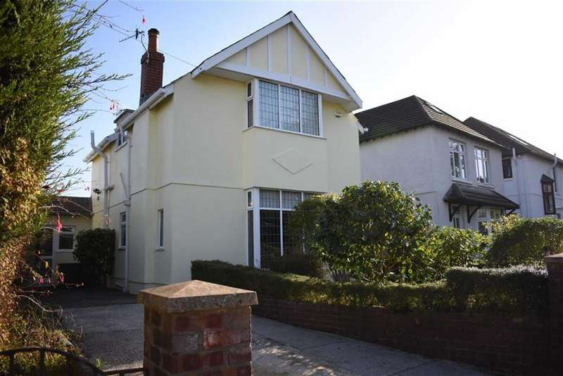 3 Bedrooms Detached House for sale in Woodland Avenue, West Cross, Swansea