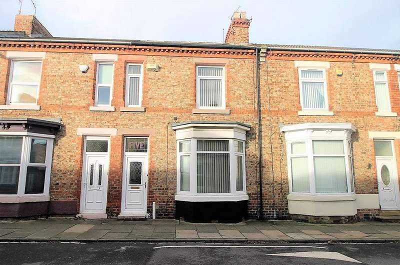 3 Bedrooms Terraced House for sale in Trent Street, Stockton-On-Tees