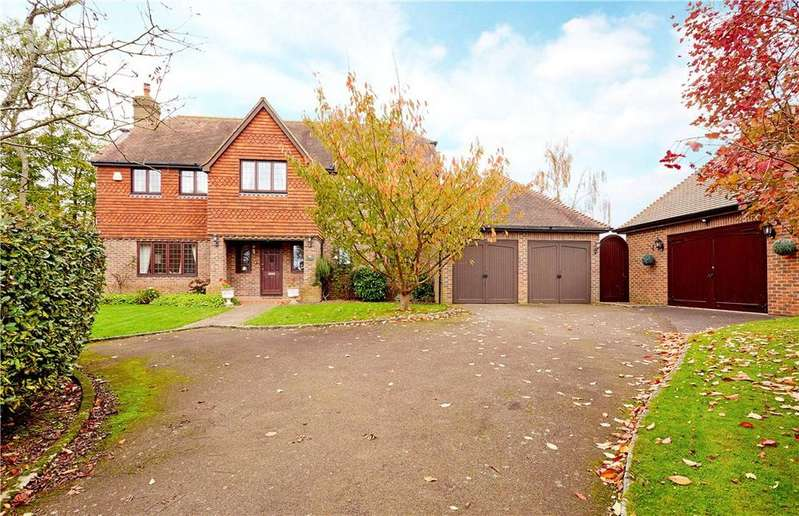 5 Bedrooms Detached House for sale in Vineyard Lane, Ticehurst, Wadhurst, East Sussex, TN5