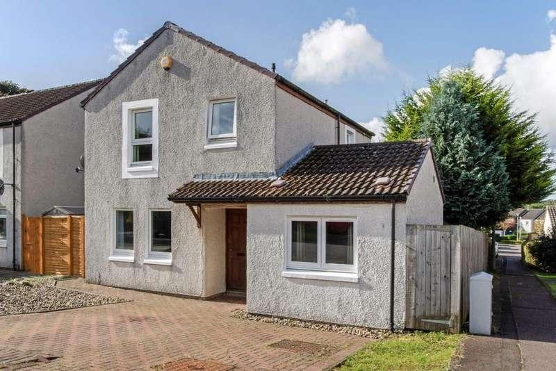 4 Bedrooms Detached House for sale in 76 Fauldburn, East Craigs, Edinburgh, EH12 8YJ