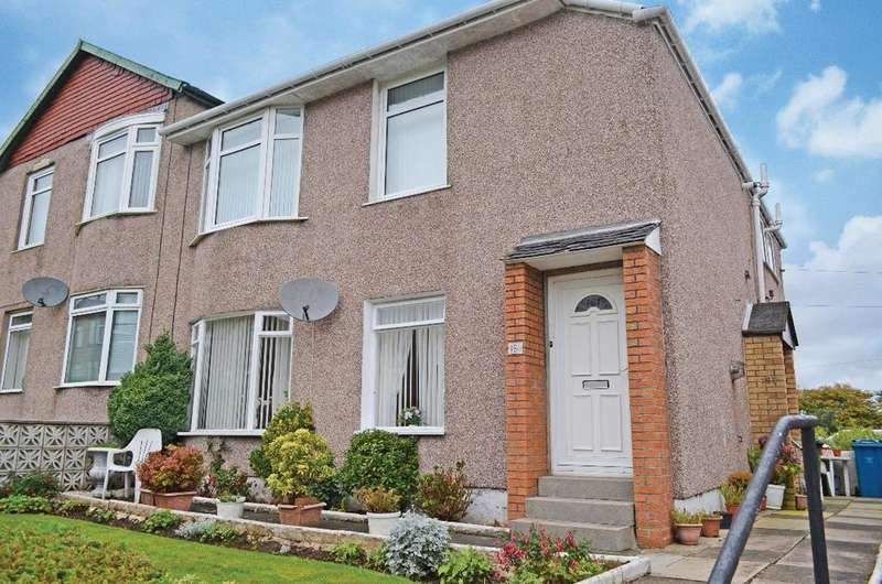 3 Bedrooms Flat for sale in Montford Avenue, Kings Park, Glasgow, G44 4NT